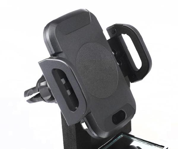 C2红外感应车载手机支架无线充电器